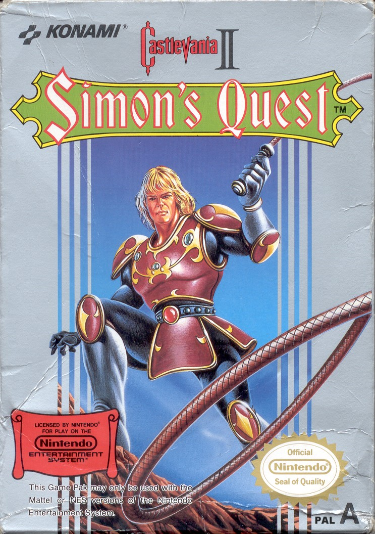 castlevania 2  simon u0026 39 s quest