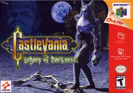 Castlevania: Legacy of Darkness (1986)