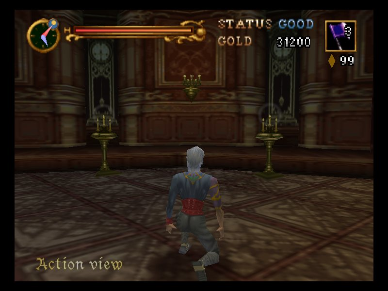nintendo 64 castlevania legacy of darkness