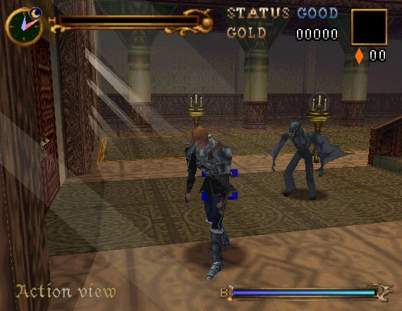 castlevania - legacy of darkness (europe) n64 rom cool