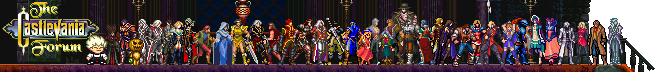 Castlevania Dungeon Forums